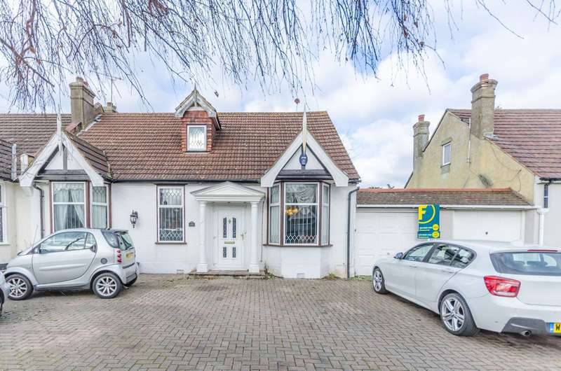 6 Bedrooms Bungalow for sale in Levett Gardens, Goodmayes, IG3