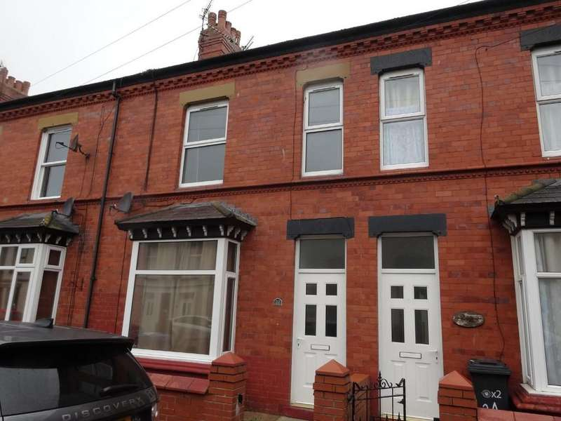 2 Bedrooms Terraced House for sale in Albert Street, Rhyl