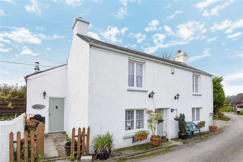 4 Bedrooms Detached House for sale in Golberdon, Callington, Cornwall, PL17