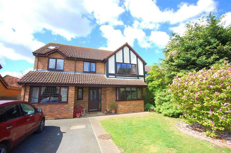 6 Bedrooms Detached House for sale in Plum Tree Road, Lower Stondon, Henlow
