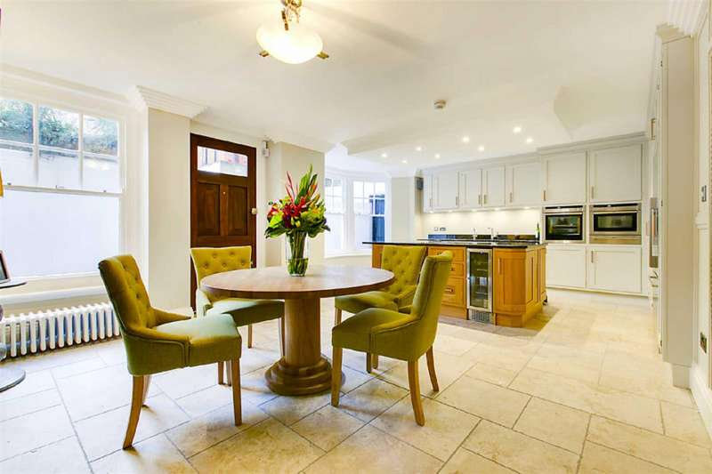 4 Bedrooms Flat for sale in Fitzjames Avenue, London, W14