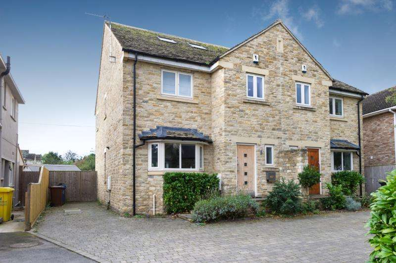 4 Bedrooms Semi Detached House for sale in Mill Street, Kidlington, Oxfordshire