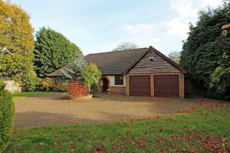 4 Bedrooms Detached Bungalow for sale in Ballantyne Drive, Kingswood