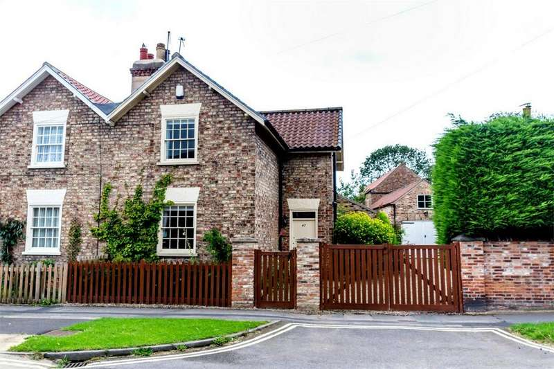 3 Bedrooms Semi Detached House for rent in 47 Main Street, Heslington, YORK