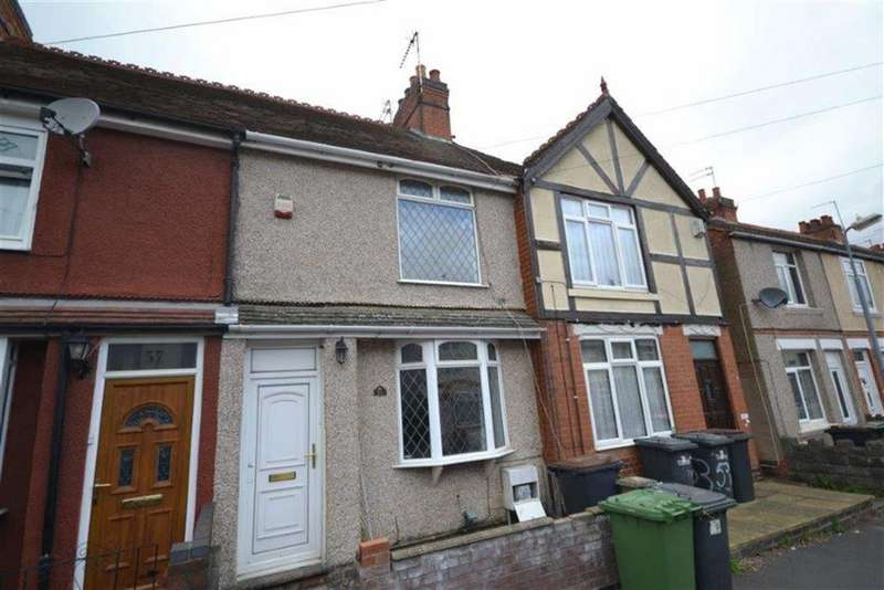 2 Bedrooms Terraced House for sale in Clifton Road, Stockingford, Nuneaton