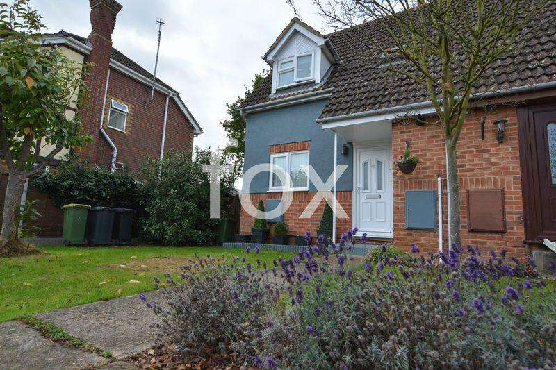 3 Bedrooms Terraced House for sale in Allerton Close, Rochford