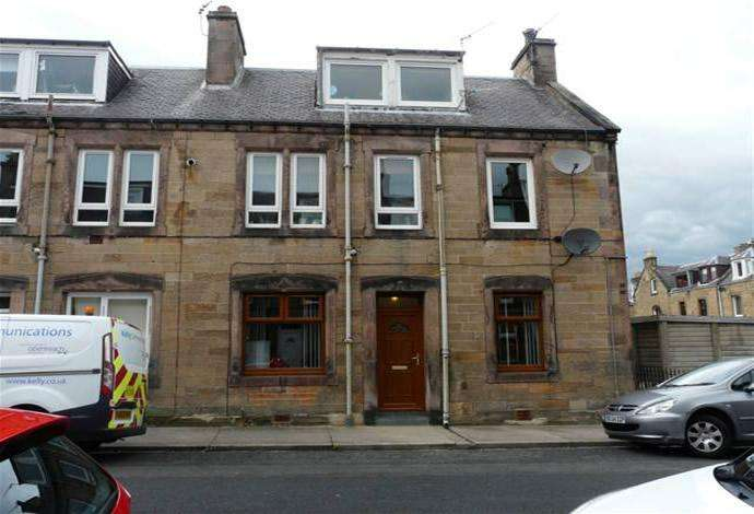 2 Bedrooms Flat for sale in 14 Stanley Street, Galashiels, TD1 1HS