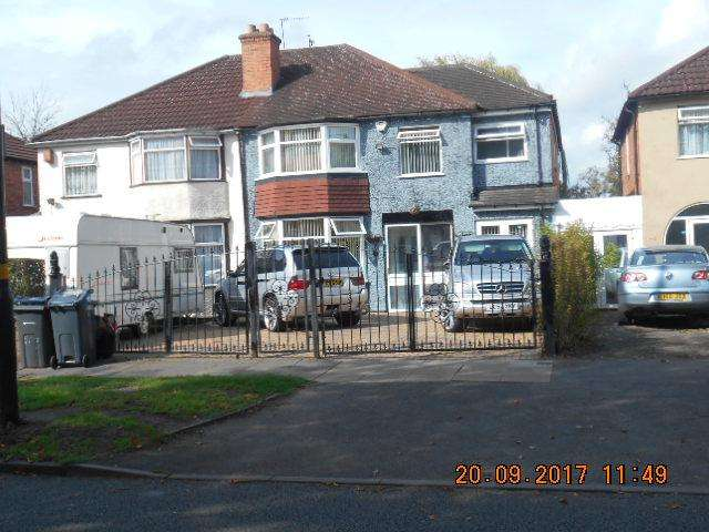 5 Bedrooms Semi Detached House for sale in Foxhollies Road, Hall Green, Birmingham B28