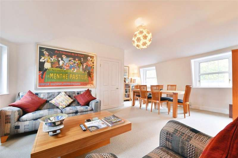 1 Bedroom Flat for sale in Gloucester Square, The Hyde Park Estate, London