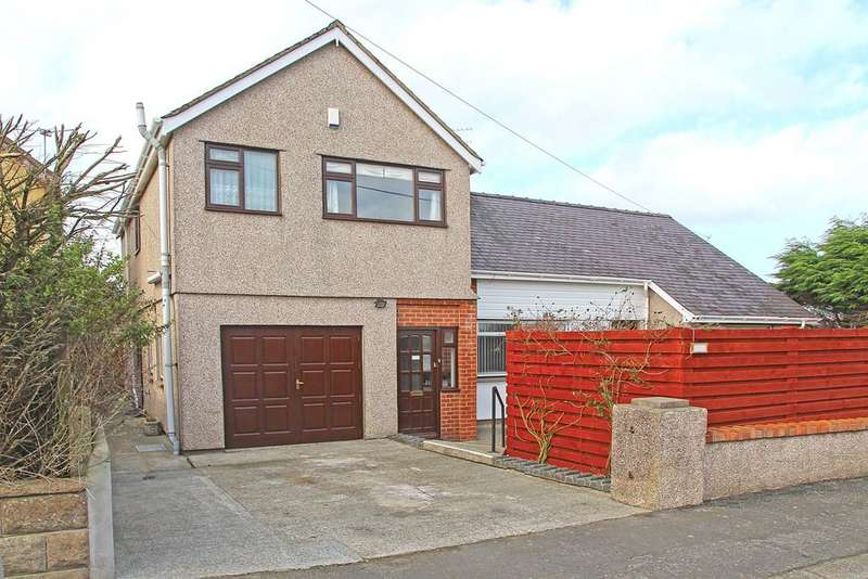 5 Bedrooms Detached House for sale in Station Road, Rhosneigr, North Wales