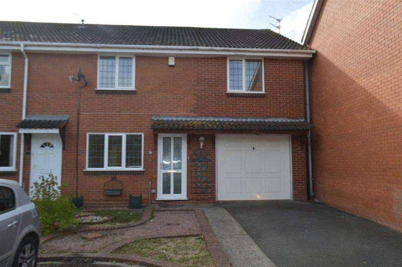 4 Bedrooms Semi Detached House for rent in Ingleton Drive, Weston-Super-Mare