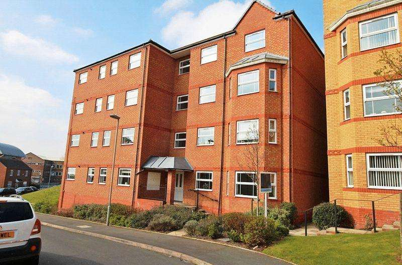 2 Bedrooms Apartment Flat for sale in Goodrich Mews, Upper Gornal