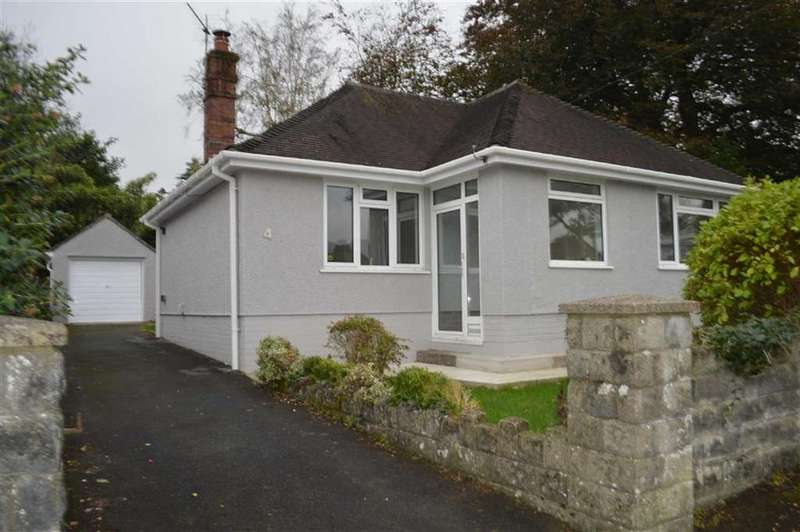 2 Bedrooms Detached Bungalow for sale in Emmanuel Gardens, Swansea, SA2