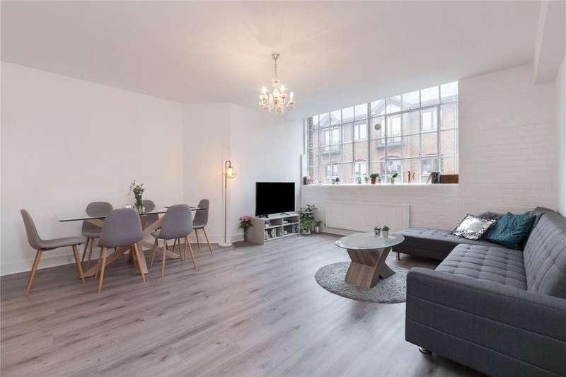 1 Bedroom Flat for sale in Goswell Road, Islington, London