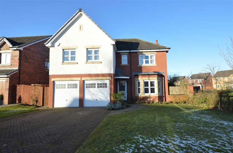 5 Bedrooms Detached House for sale in Morven Drive, Motherwell