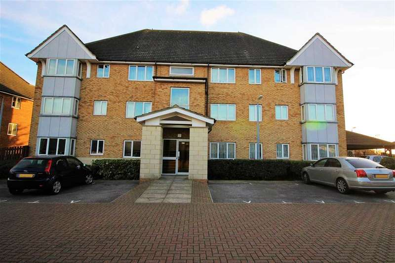 1 Bedroom Apartment Flat for sale in St Leonards Close, Grays