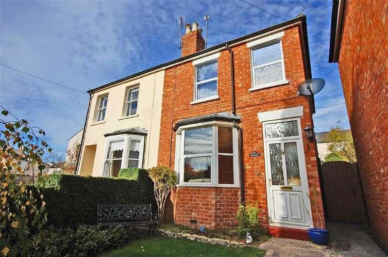 2 Bedrooms Semi Detached House for sale in Ryeworth Road, Charlton Kings, Cheltenham, GL52