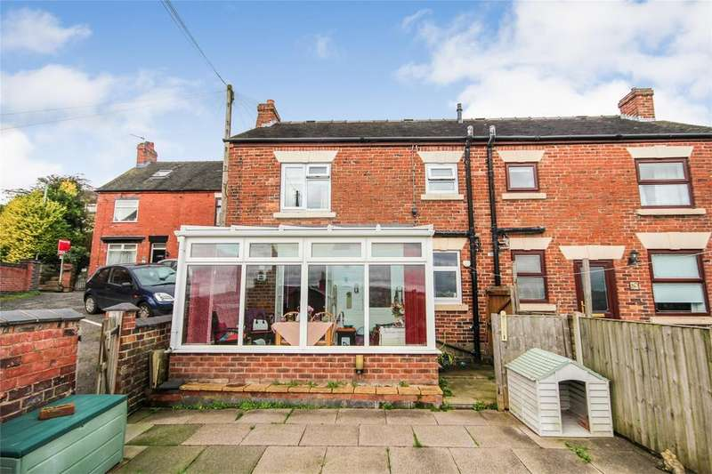 2 Bedrooms Cottage House for sale in Prince George Street, Cheadle, Staffordshire