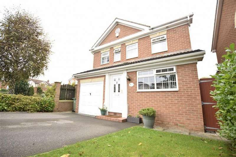4 Bedrooms Detached House for sale in The Mount, Wrenthorpe, Wakefield, WF2