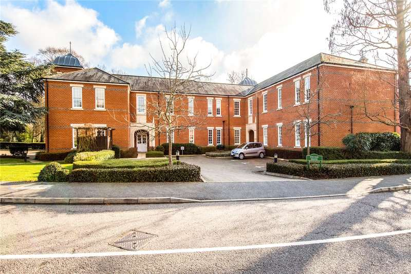 2 Bedrooms Flat for sale in Hyde Court, Beningfield Drive, St. Albans, Hertfordshire, AL2