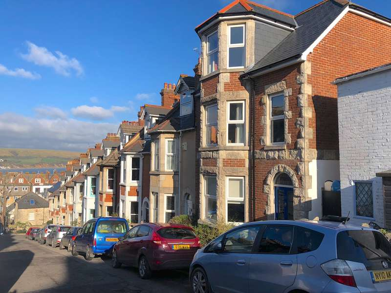 5 Bedrooms End Of Terrace House for sale in EXETER ROAD, SWANAGE