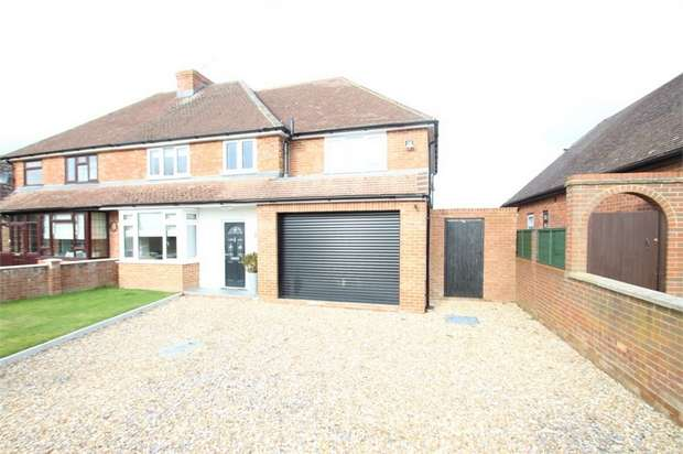 4 Bedrooms Semi Detached House for sale in Gravetts Lane, GUILDFORD, Surrey