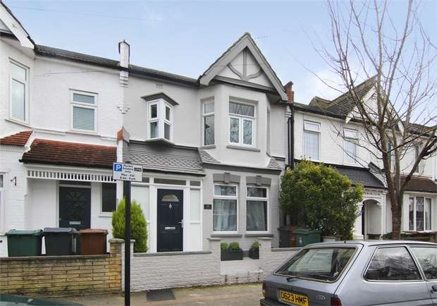 3 Bedrooms Terraced House for sale in Aveling Park Road, Walthamstow, London