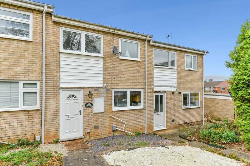 2 Bedrooms Terraced House for sale in Finch Walk, Flitwick, MK45