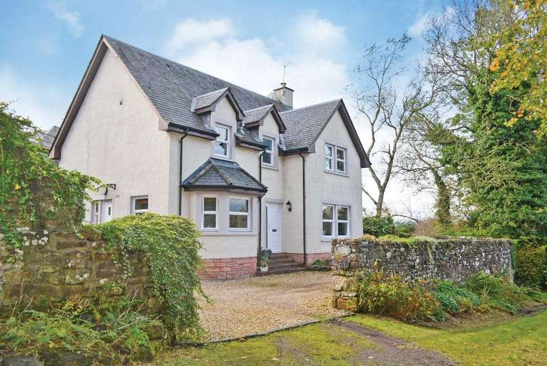 4 Bedrooms Detached House for sale in The Wall Garden, Rennie's Loan, Kippen, Stirling, FK8 3DX