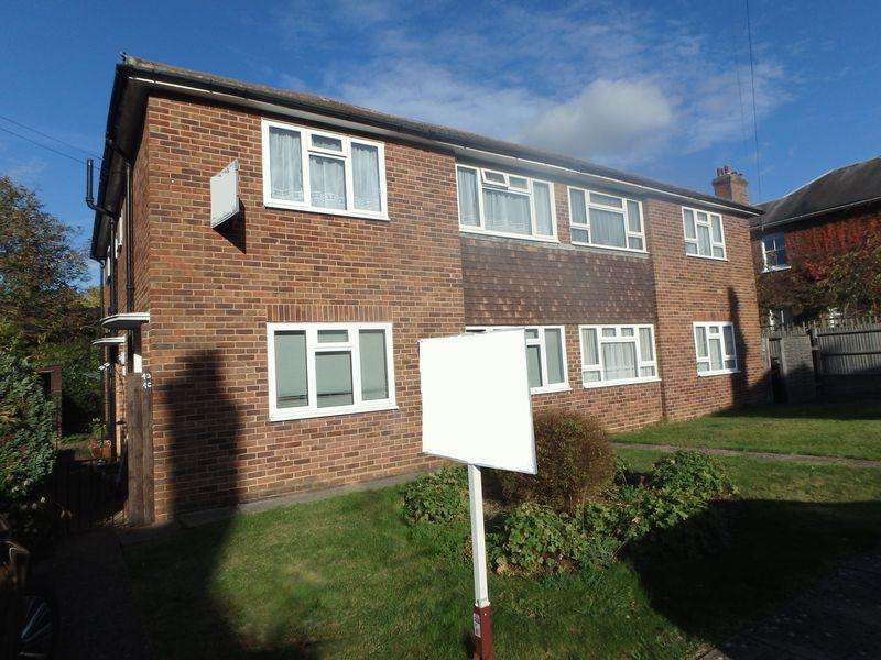 2 Bedrooms Maisonette Flat for sale in Ladbroke Road, Epsom