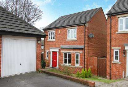 3 Bedrooms Detached House for sale in East Street, Doe Lea, Chesterfield, Derbyshire