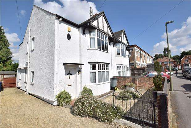 3 Bedrooms Semi Detached House for sale in Cleveland Drive, Oxford, OX4 3HA