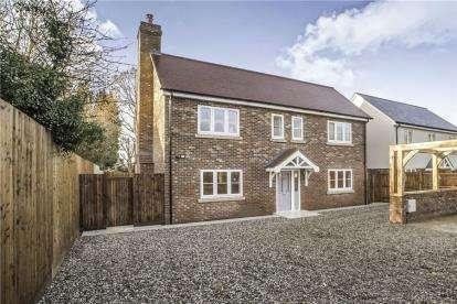 4 Bedrooms Detached House for sale in Widdington, Saffron Walden, Essex