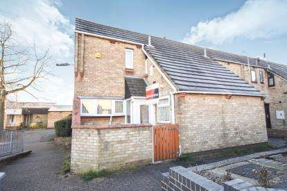 2 Bedrooms End Of Terrace House for sale in Chalvedon, Basildon, Essex