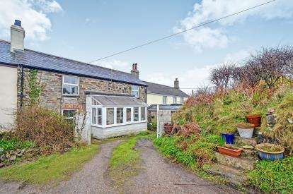 3 Bedrooms Terraced House for sale in Higher Bal, St Agnes, Truro