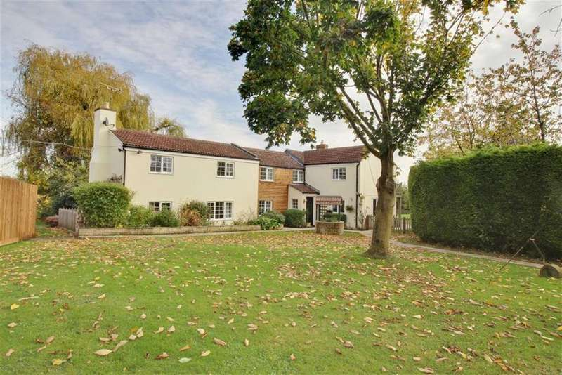 5 Bedrooms Detached House for sale in Broad Street, Hartpury, Gloucestershire