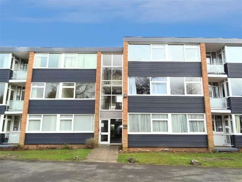 2 Bedrooms Flat for sale in Hampton Lane, Solihull, B91 2QA