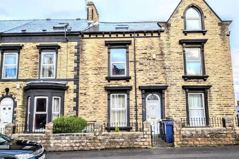 5 Bedrooms Terraced House for sale in Sheffield Road, Barnsley, S70 4PG