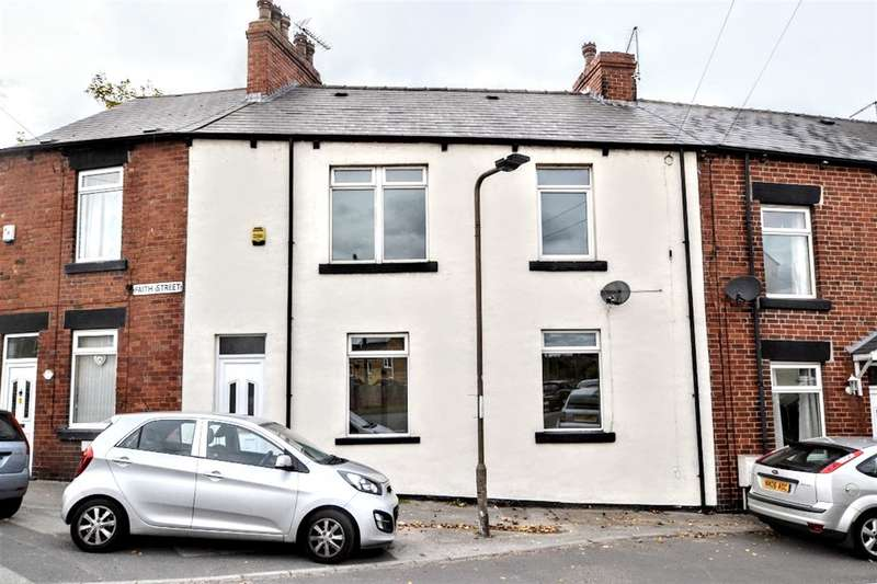 3 Bedrooms Terraced House for sale in Faith Street, Barnsley, S71 5RT