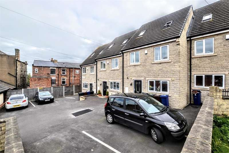 3 Bedrooms Town House for sale in Park Street, Wombwell, Barnsley, S73 0AS