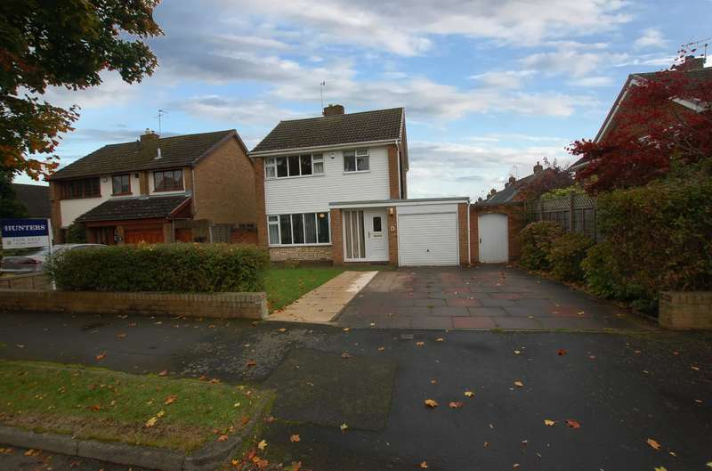 3 Bedrooms Detached House for sale in Lightwoods Road, Pedmore, DY9 0TW