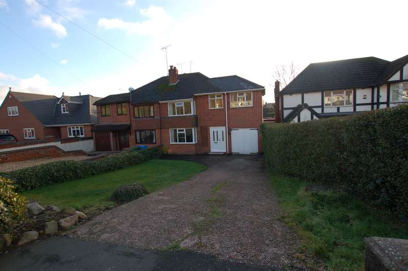 5 Bedrooms Semi Detached House for sale in Billy Buns Lane, Wombourne, WV5 9BP