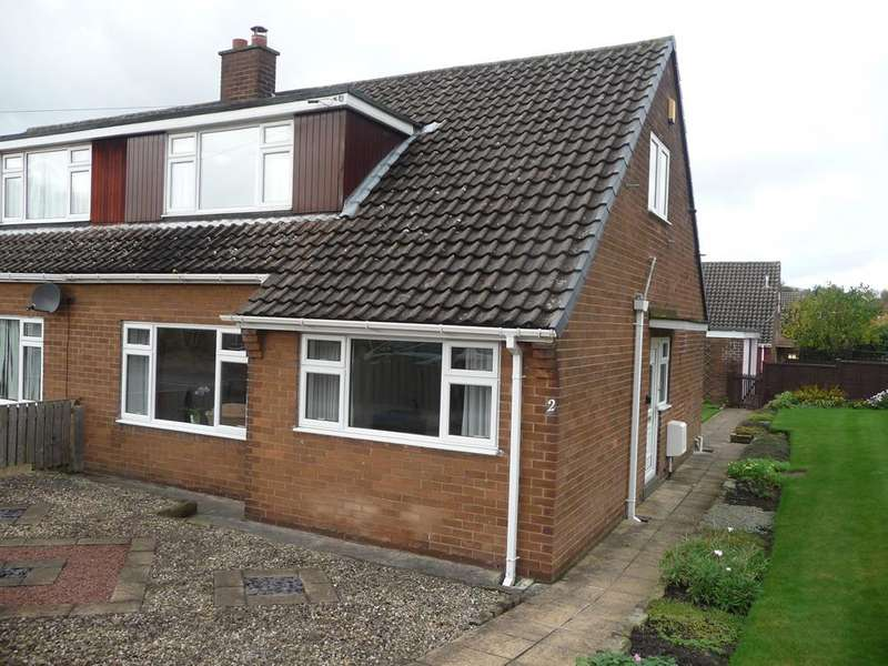 3 Bedrooms Semi Detached House for sale in Beech Way