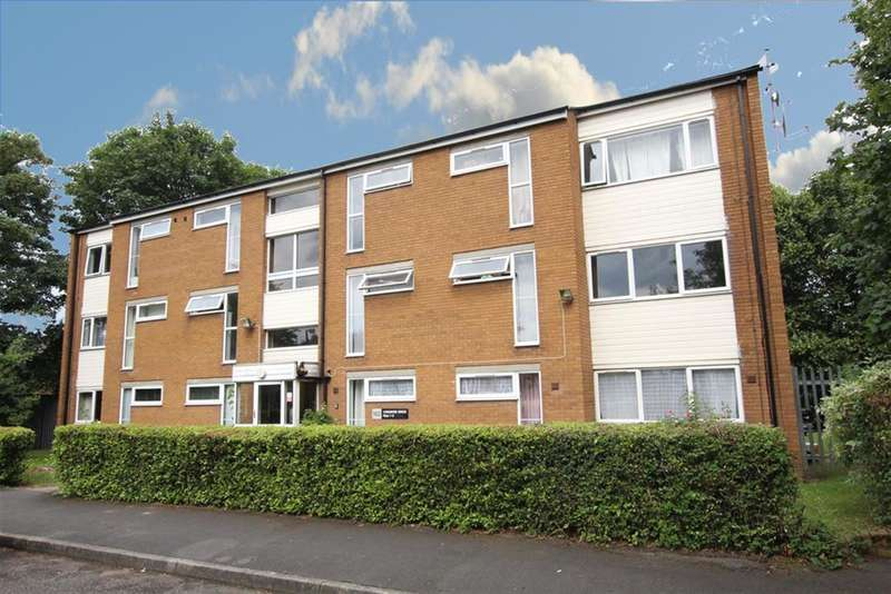 2 Bedrooms Flat for sale in Longmore House, Welshmans Hill, Sutton Coldfield, B73 6RS