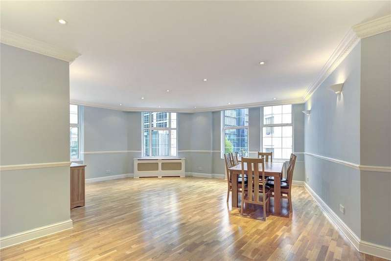 3 Bedrooms Flat for sale in Euston Road, London, NW1