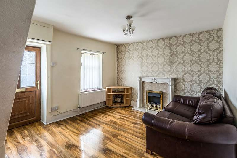 2 Bedrooms Terraced House for sale in Bridgend Road, Maesteg
