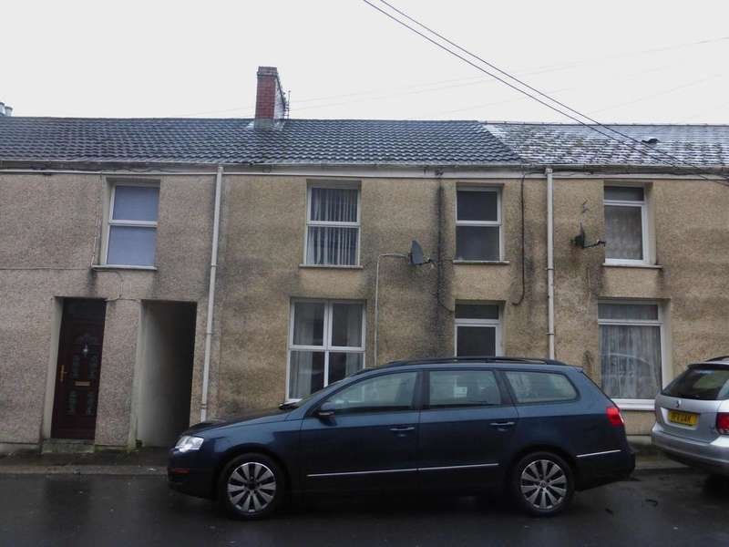 2 Bedrooms Terraced House for sale in High Street, Abergwynfi, Port Talbot