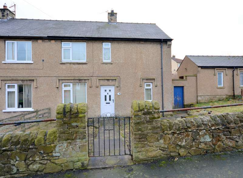 3 Bedrooms Semi Detached House for sale in The Fallows, Cockfield, Bishop Auckland, DL13 5DE