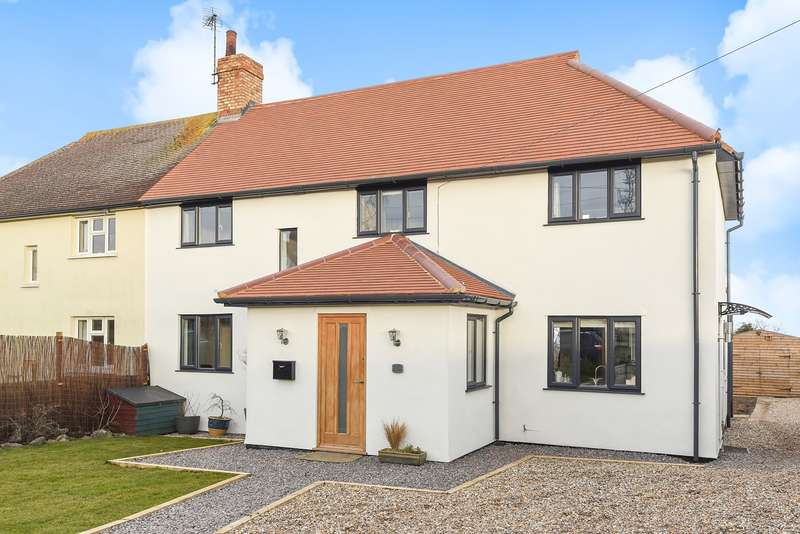 4 Bedrooms Semi Detached House for sale in School Lane, Offley, Hitchin, SG5