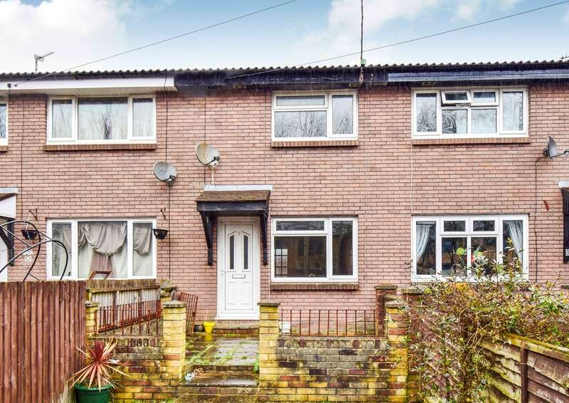 2 Bedrooms Terraced House for sale in Cwrt Ty Mawr, Caerphilly, CF83